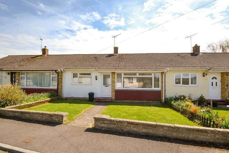 1 Bedroom Bungalow for sale in Winston Close, North Bersted, Bognor Regis, West Sussex, PO21 5DE