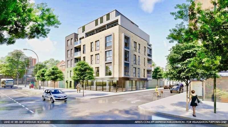 Residential Development Commercial for sale in Lewisham High Street, Lewisham, London, SE13 6NZ
