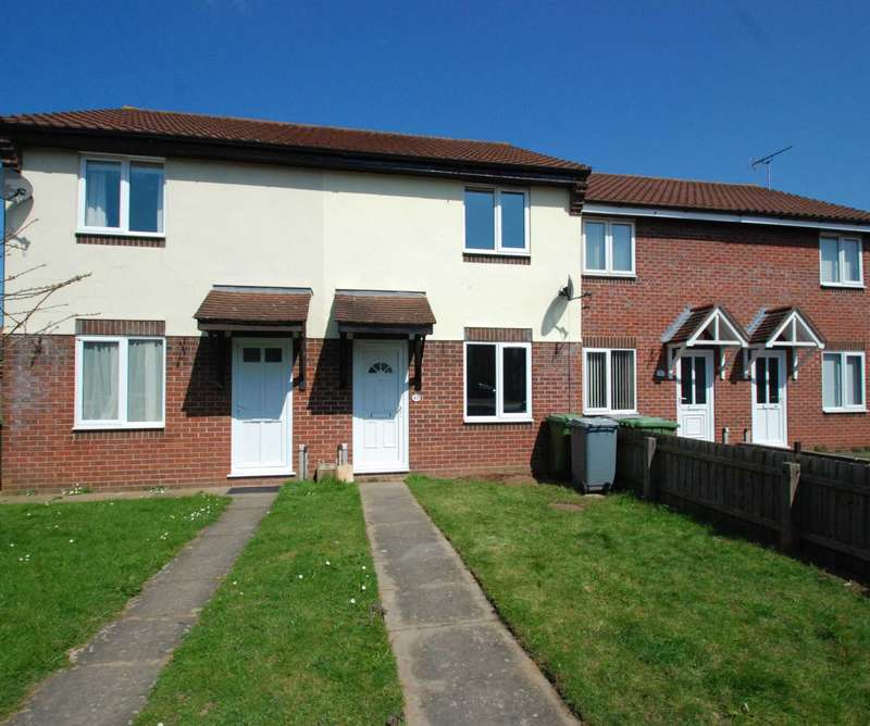 2 Bedrooms Terraced House for rent in Pyehurn Mews, Norwich