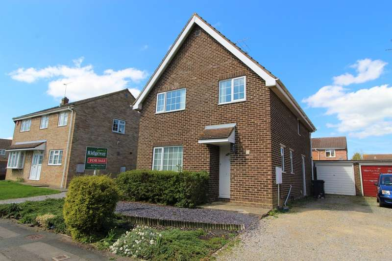 4 Bedrooms Detached House for sale in Woodchester, Westlea