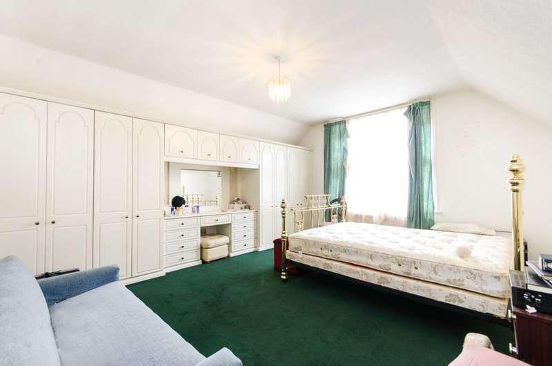 2 Bedrooms Flat for sale in Willesden Lane, Willesden Green, NW2