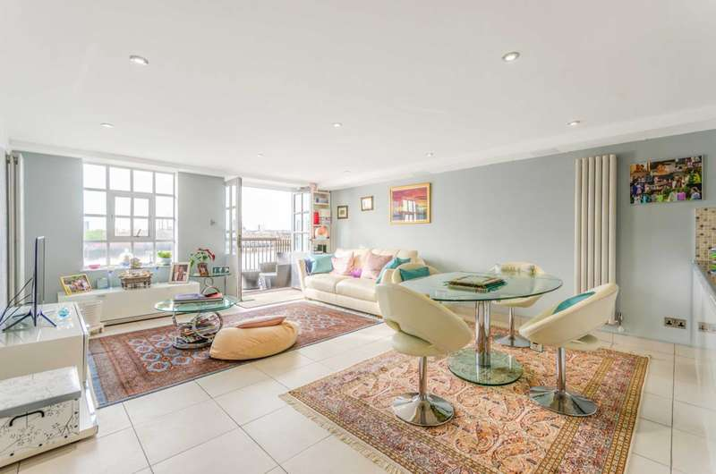 1 Bedroom Flat for sale in Merchant Court, Wapping, E1W