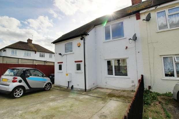 3 Bedrooms Semi Detached House for sale in Barrow Road, Croydon, Surrey, CR0 4EY