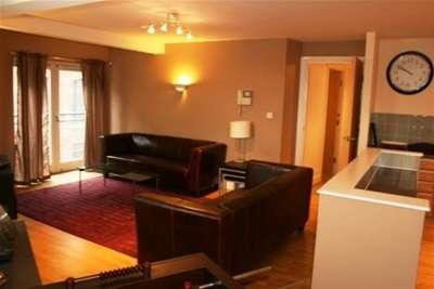 2 Bedrooms Flat for rent in Hamilton House, Trafalgar Street, City Centre