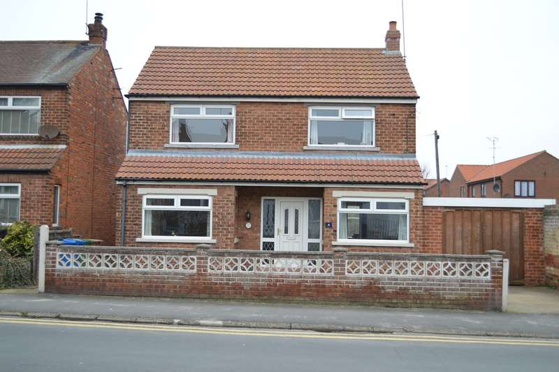 3 Bedrooms Detached House for sale in Morrow Avenue, Hornsea, HU18