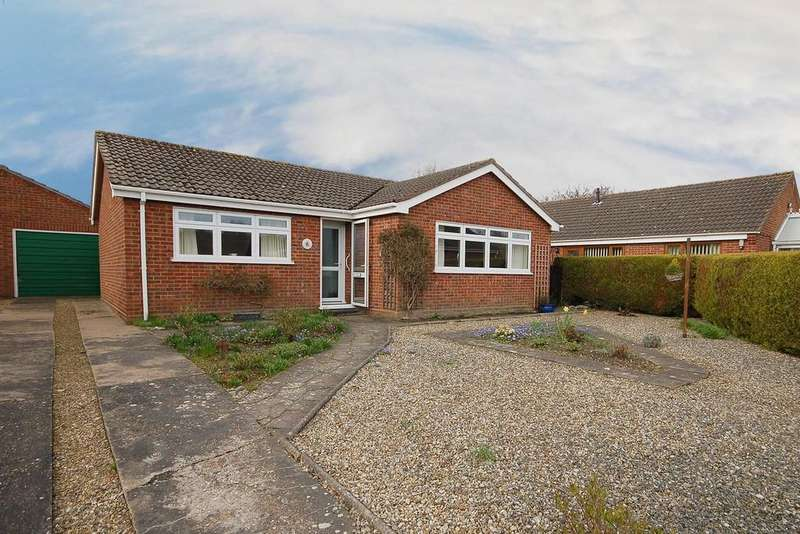 3 Bedrooms Detached Bungalow for sale in Caxton Park, Beeston Regis