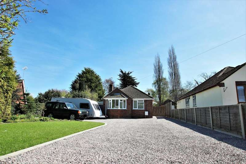 3 Bedrooms Detached Bungalow for sale in West End, Southampton