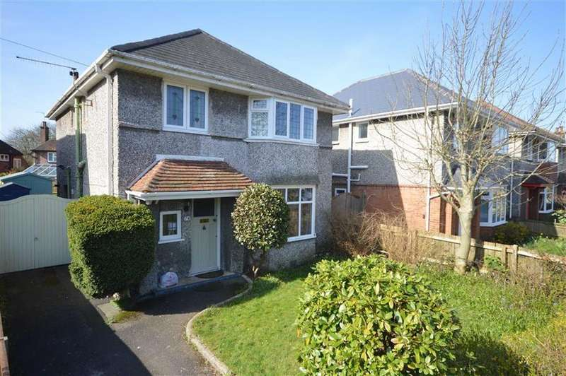3 Bedrooms Detached House for sale in Victoria Park Road, Bournemouth, Dorset, BH9