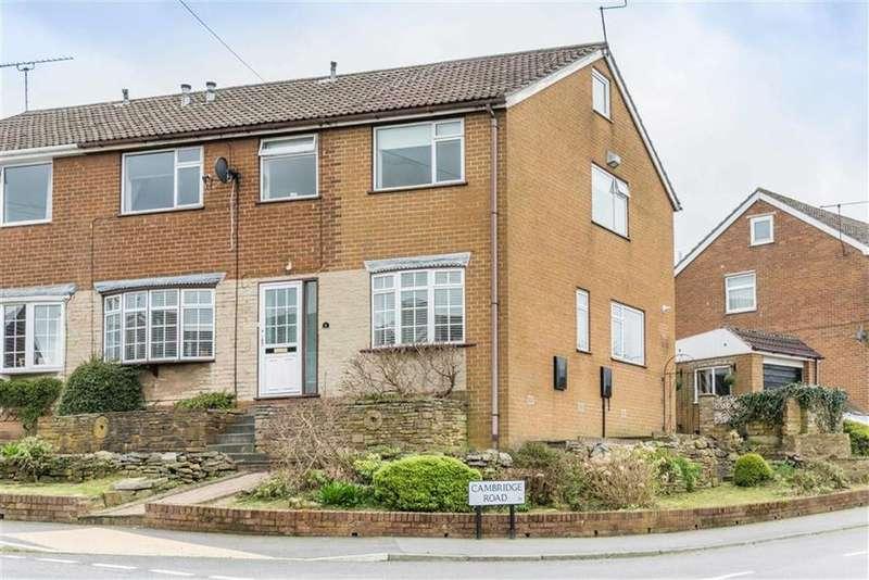 4 Bedrooms Semi Detached House for sale in Townend Lane, Deepcar, Sheffield, S36