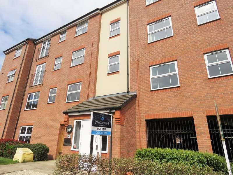 2 Bedrooms Apartment Flat for sale in Avery Court, Wharf Lane, Solihull