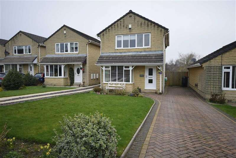 3 Bedrooms Detached House for sale in Horsfield Close, Colne, Lancashire