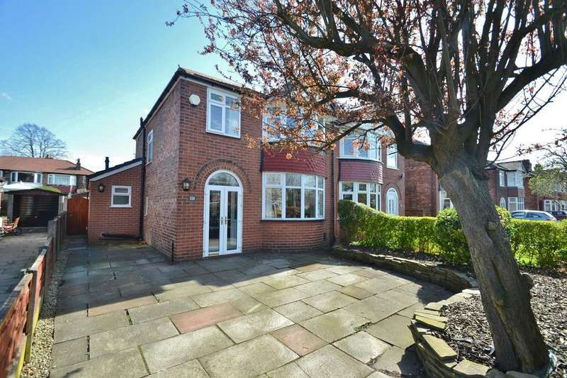 3 Bedrooms Semi Detached House for sale in Norris Road, Sale