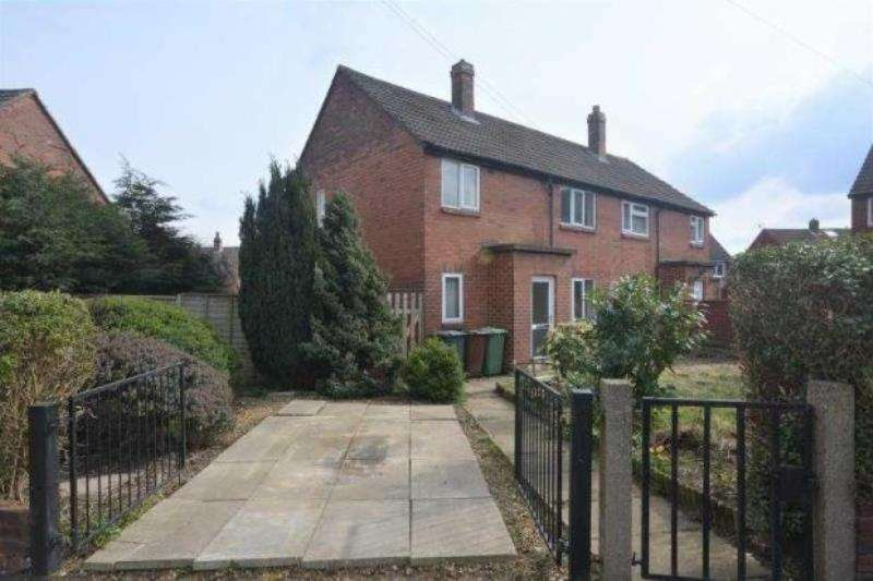 3 Bedrooms Semi Detached House for rent in Manor Close, Rothwell, Leeds, West Yorkshire, LS26 ORF
