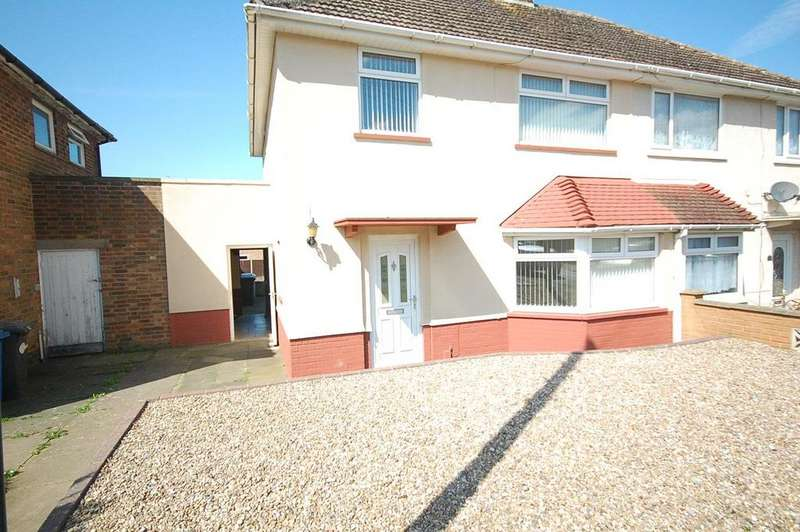 3 Bedrooms Semi Detached House for sale in Ash Grove, Desborough, Kettering
