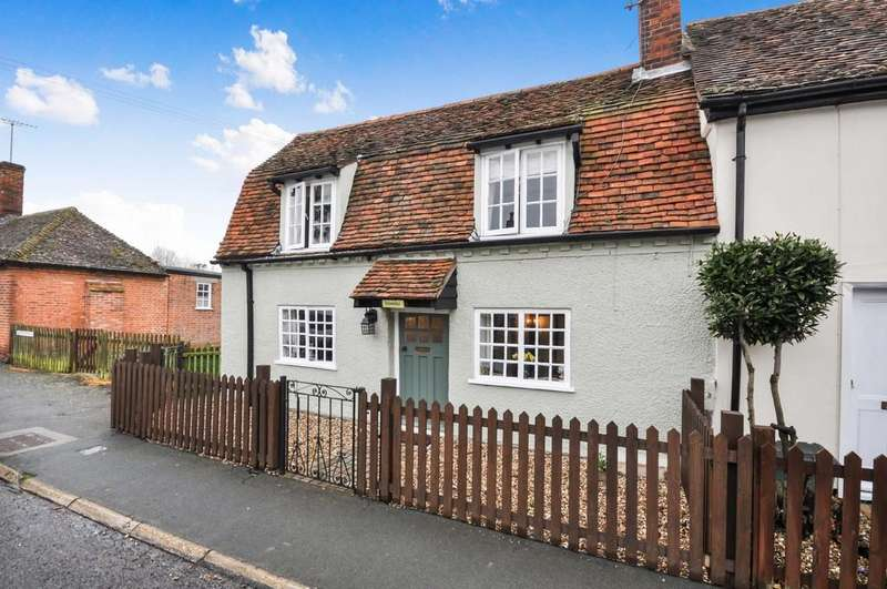 2 Bedrooms Cottage House for sale in Crown Street, Dedham, CO7 6AJ