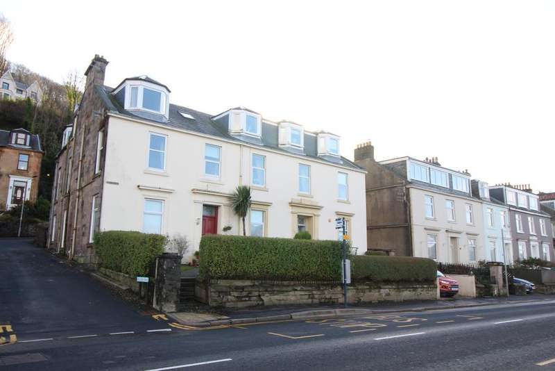 2 Bedrooms Flat for sale in 105 Albert Road, GOUROCK, PA19 1NW