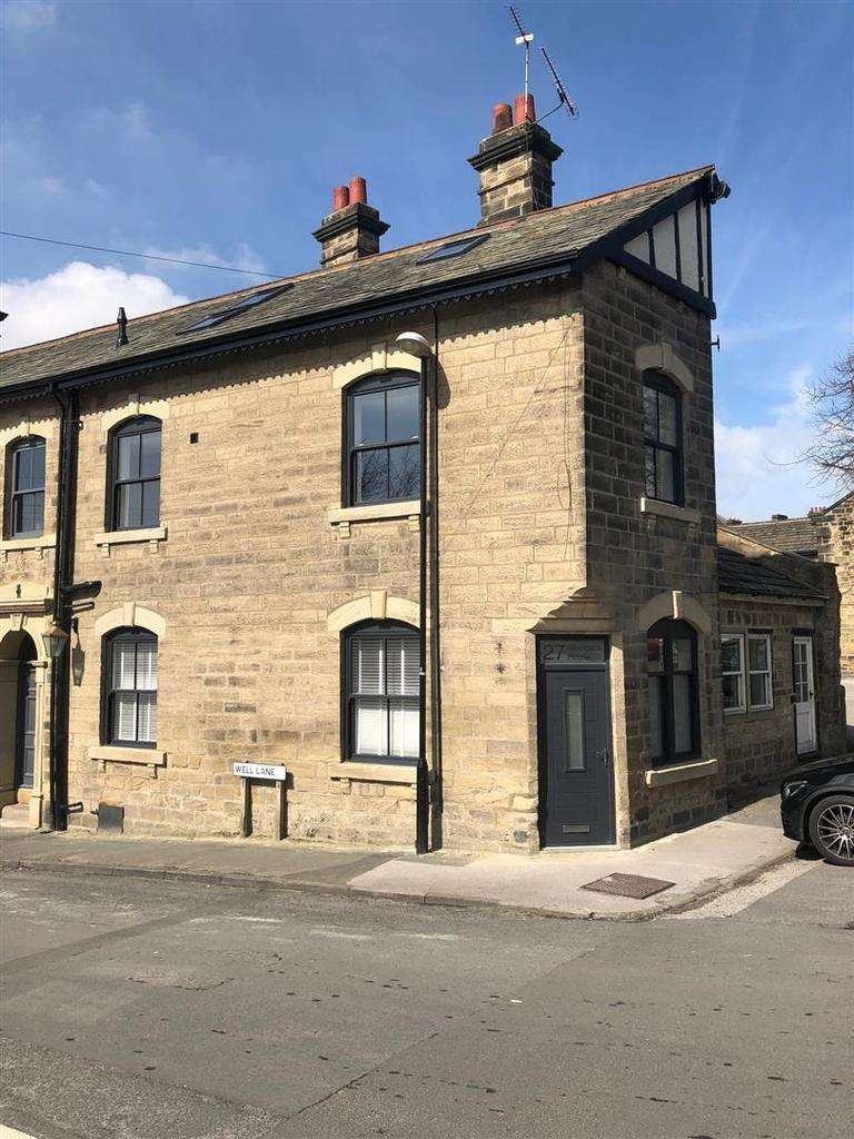 2 Bedrooms End Of Terrace House for sale in Well Lane, Guiseley