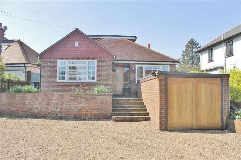 4 Bedrooms Detached Bungalow for sale in Norwood Lane, Meopham