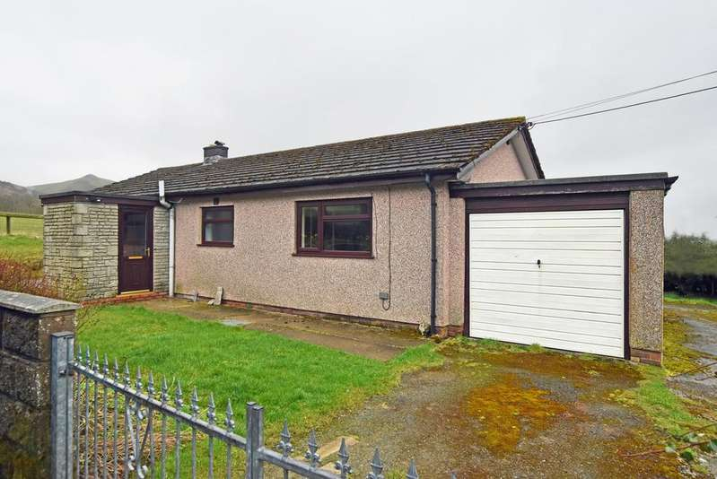3 Bedrooms Detached Bungalow for rent in Upper Graig Bungalow, Llandegley, Llandrindod Wells LD1 5UE