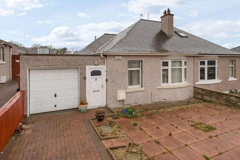 2 Bedrooms Semi Detached Bungalow for sale in 29 Craigentinny Avenue, Edinburgh, EH7 6PU