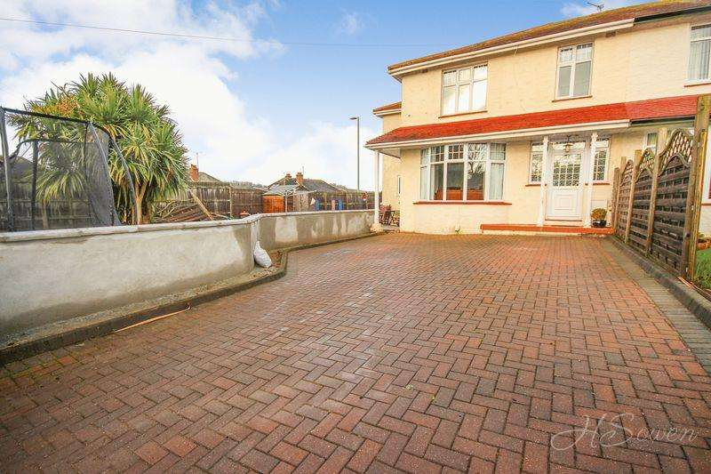 3 Bedrooms Semi Detached House for sale in Southey Drive, Kingskerswell, Newton Abbot