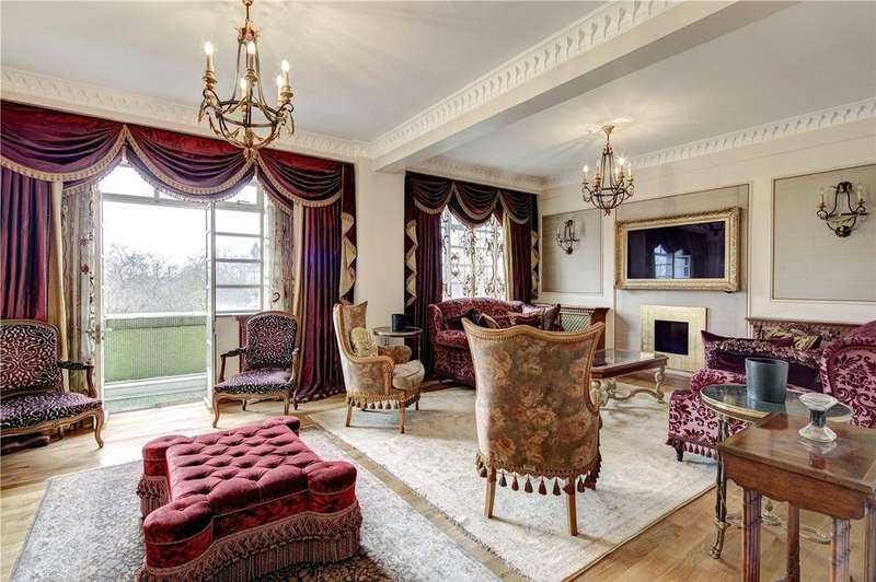 5 Bedrooms Apartment Flat for sale in Albion Gate, Hyde Park Place, Bayswater, W2