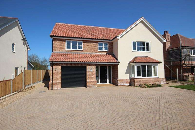 4 Bedrooms Detached House for sale in Betts Green Road, Little Clacton, Clacton-On-Sea