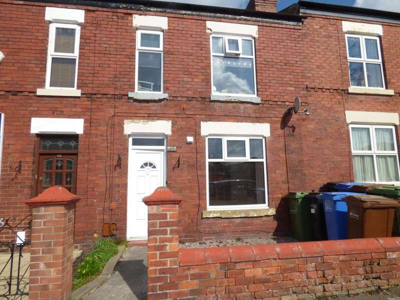 3 Bedrooms Terraced House for sale in Claremont Road, Stockport, SK2 7AR