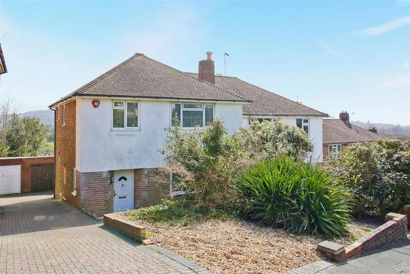 3 Bedrooms Semi Detached House for sale in Eldred Avenue, Brighton