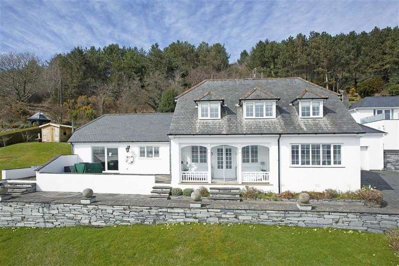 5 Bedrooms Detached House for sale in Riverside, Philip Avenue, Aberdyfi, Gwynedd, LL35