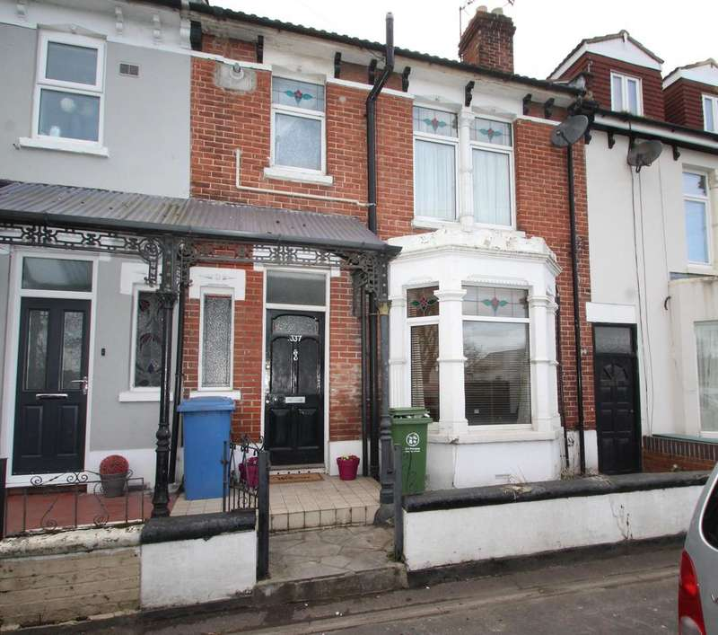 3 Bedrooms Terraced House for sale in Twyford Avenue, Stamshaw, Portsmouth PO2