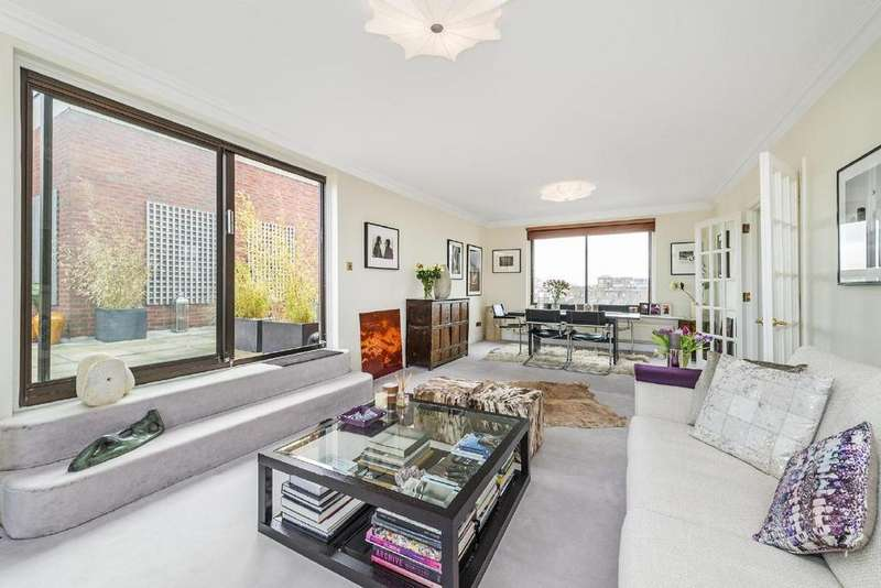2 Bedrooms Penthouse Flat for sale in Lorne Gardens, Holland Park