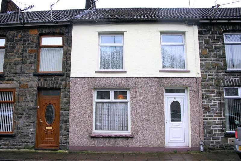 3 Bedrooms Terraced House for sale in 98 Trehafod Road, Pontypridd, Rhondda, Cynon, Taff, CF37 2LY