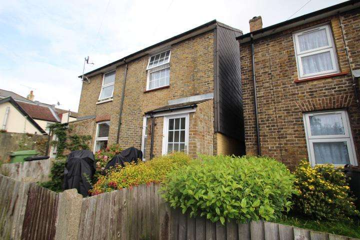 2 Bedrooms Semi Detached House for sale in Anglesea Road, Orpington, Kent, BR5 4AN