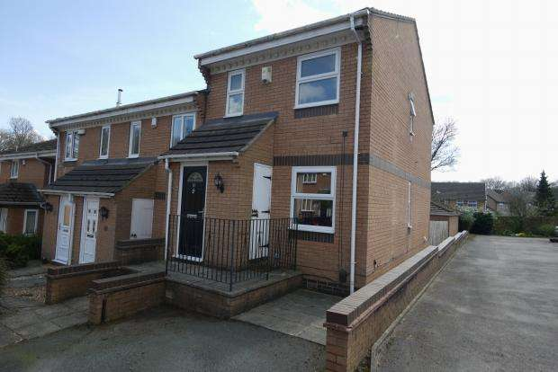 2 Bedrooms End Of Terrace House for sale in Connaught Fold Bradley Huddersfield
