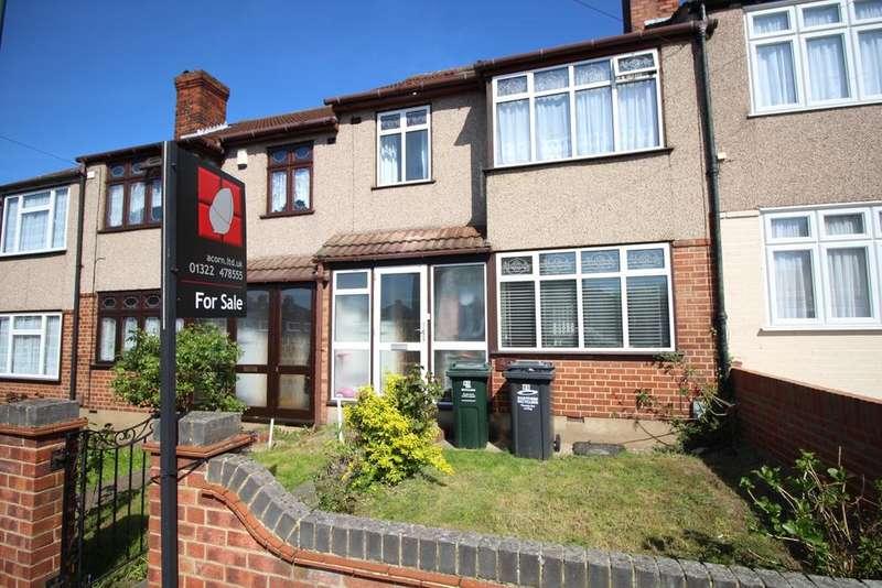 4 Bedrooms Terraced House for sale in Walkley Road Dartford DA1
