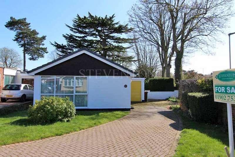 2 Bedrooms Detached Bungalow for sale in Pentland Gardens, Compton, Wolverhampton, WV3
