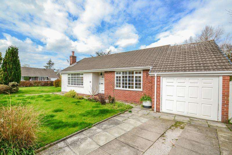 2 Bedrooms Detached Bungalow for sale in Woodlands Way, Longton, Preston