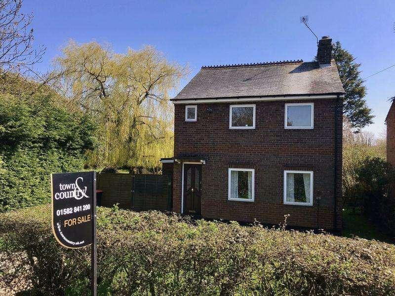 3 Bedrooms Detached House for sale in Markyate Road, Slip End