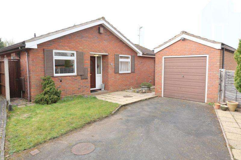 3 Bedrooms Detached Bungalow for sale in Heightington Place, Stourport-On-Severn DY13 0BE