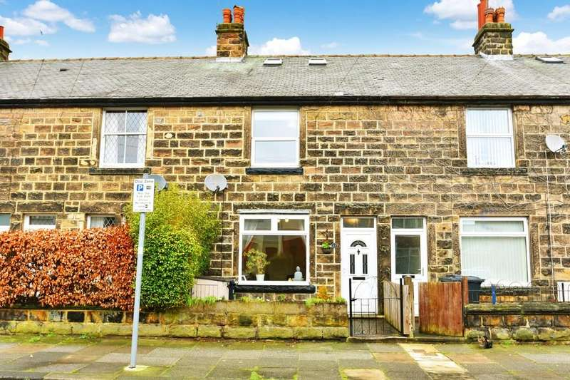 2 Bedrooms Terraced House for sale in Torrs Road, Harrogate