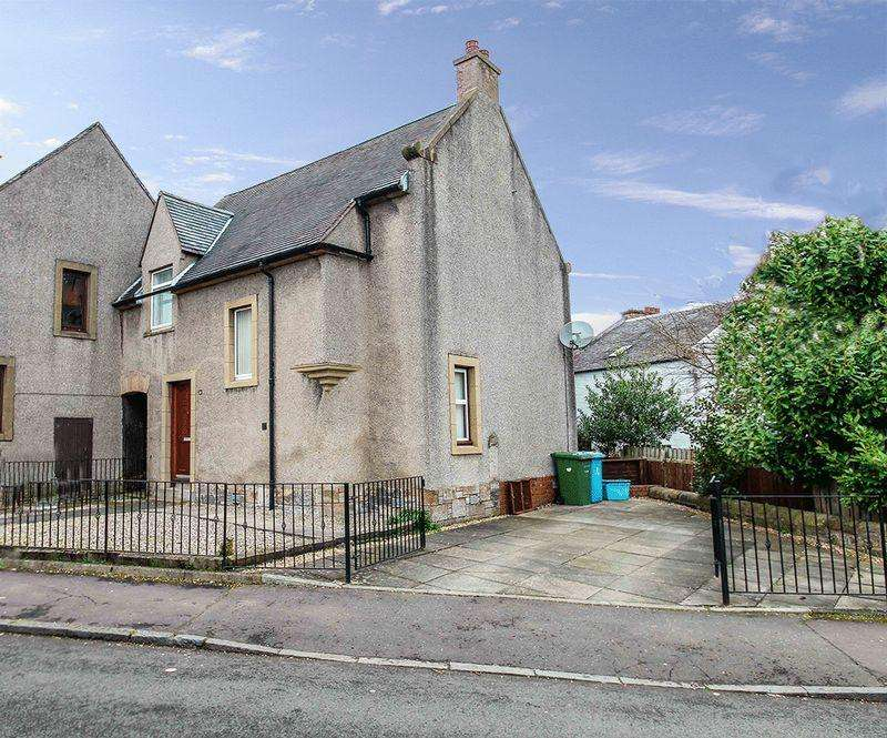 3 Bedrooms Terraced House for sale in Garden Place, Clackmannan