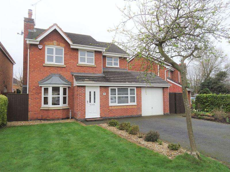 3 Bedrooms Detached House for sale in Avondale Crescent, Wrexham