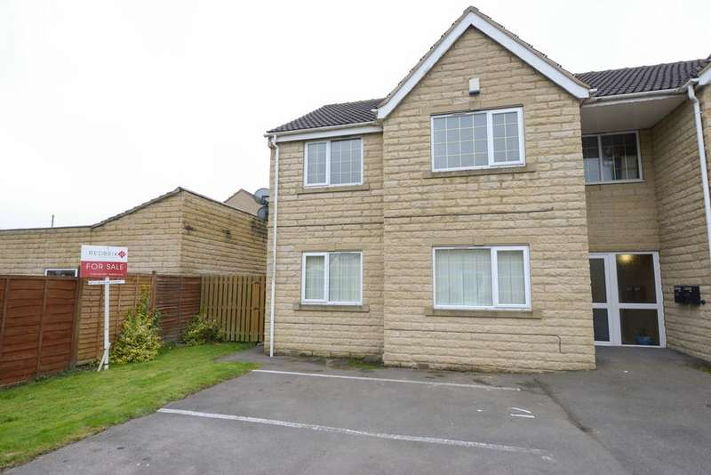 2 Bedrooms Apartment Flat for sale in Reeves Avenue, Pilsley
