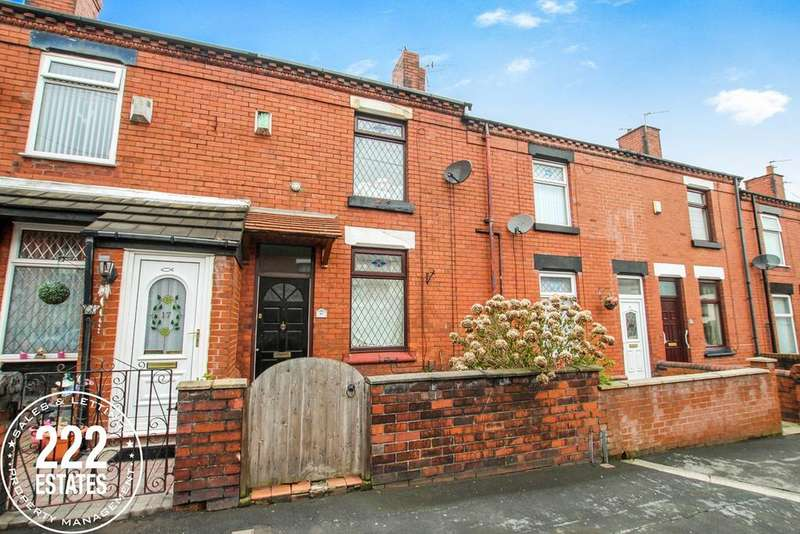 2 Bedrooms Terraced House for sale in Nicholson Street, St Helens, WA9