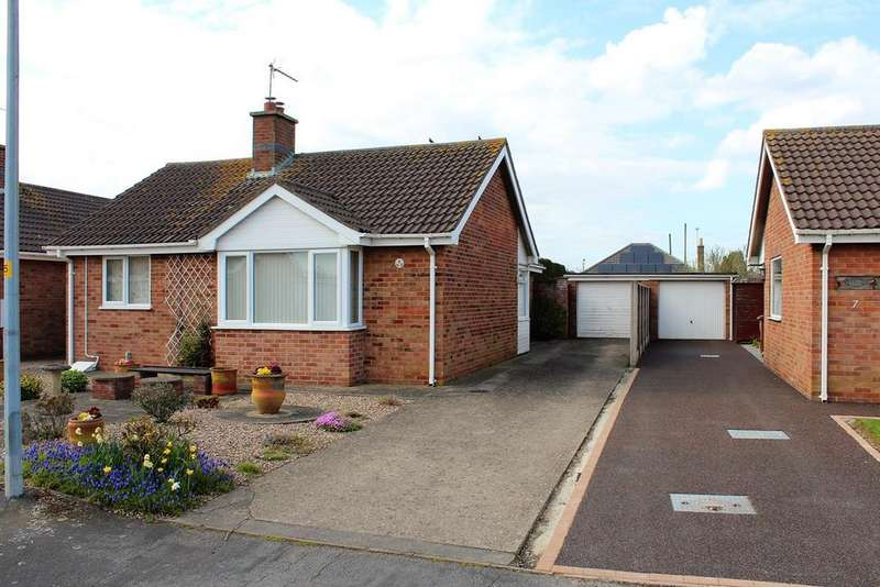 2 Bedrooms Detached Bungalow for sale in Prince William Drive, Butterwick, Boston, PE22