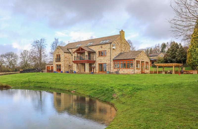 5 Bedrooms Detached House for sale in The Limes, Crow Lane, Apperknowle