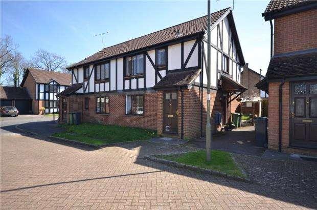 1 Bedroom Maisonette Flat for sale in Drayhorse Drive, Bagshot, Surrey