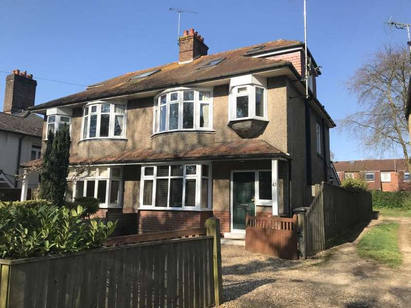4 Bedrooms Semi Detached House for sale in WIMBORNE