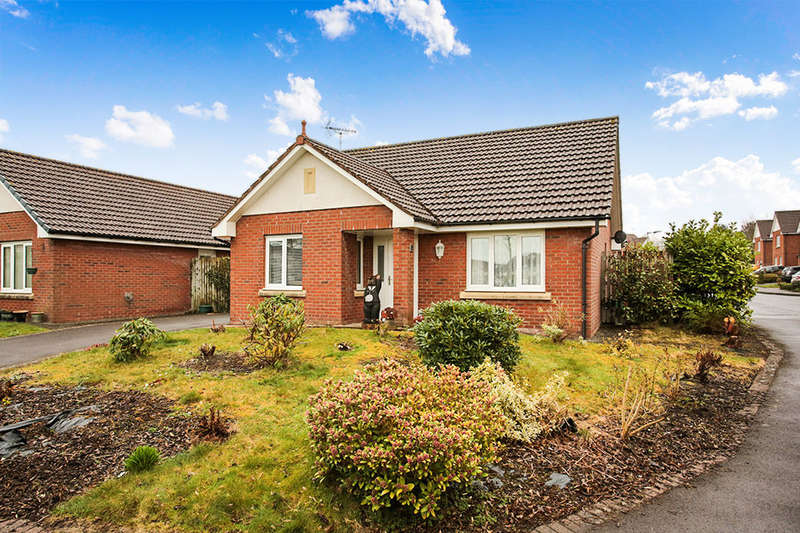 2 Bedrooms Detached Bungalow for sale in Barnhill Road, Dumfries, DG2